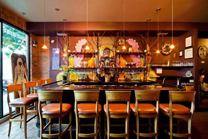 Decolores Galeria Y Sabores Mexican Restaurant In Chicago Illinois